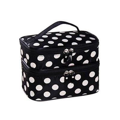 Remeehi メイクポーチ 化粧pouch コスメバッグ 化粧箱 バニティケース トラベルポーチ 可愛い ドレッサー 収納 雑貨 小物入れ