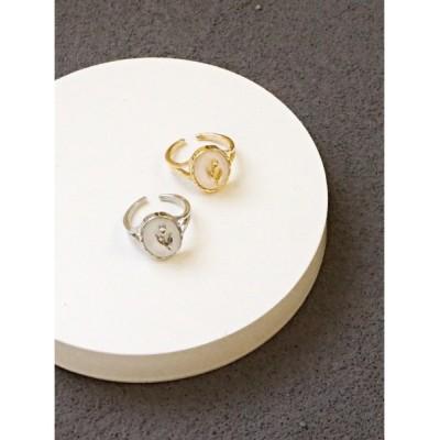 jumelle / frame ring WOMEN アクセサリー > リング