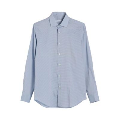 ANDREA ZENI シャツ ブラック 38 コットン 100% シャツ