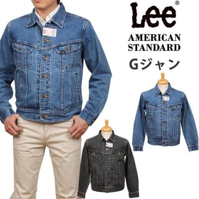 Lee リー AMERICAN STANDARD デニムジャケット Gジャン ライダージャケット デニム 04240