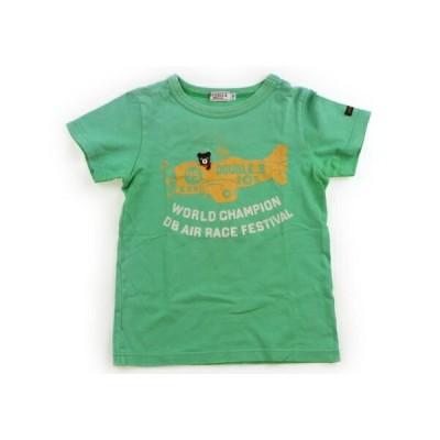 ダブルB DoubleB Tシャツ・カットソー 110サイズ 男の子 子供服 ベビー服 キッズ