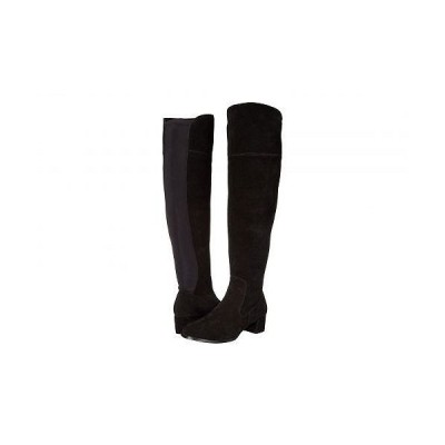 Chinese Laundry チャイニーズランドリー レディース 女性用 シューズ 靴 ブーツ ロングブーツ Fame Boot - Black Split Suede