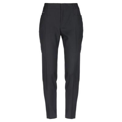 SAINT LAURENT パンツ ブラック 34 バージンウール 100% パンツ