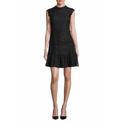 ジュリアヨルダン レディース ワンピース Lace Embroidery Dress