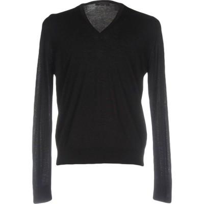 プラダ PRADA メンズ ニット・セーター トップス sweater Black