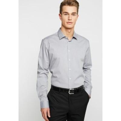 サイデンステッカー メンズ シャツ トップス SLIM FIT - Formal shirt - grau grau