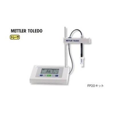 卓上型pHメーター F20キット ホビー 科学 研究 実験 計測器[▲][TP]