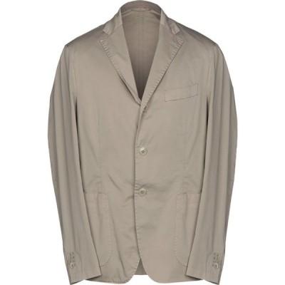 ドメニコ タリエンテ DOMENICO TAGLIENTE メンズ スーツ・ジャケット アウター blazer Khaki