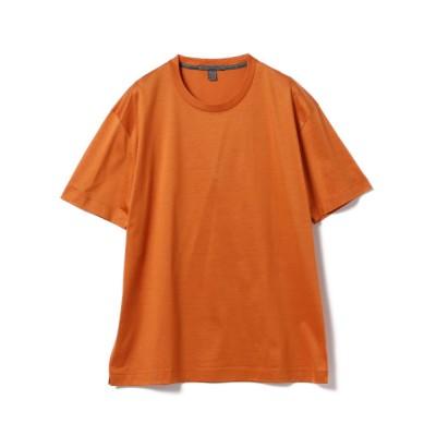BEAMS MEN / ◎QUATTROCCHI / FILO DI SCOZIA クルーネック Tシャツ MEN トップス > Tシャツ/カットソー