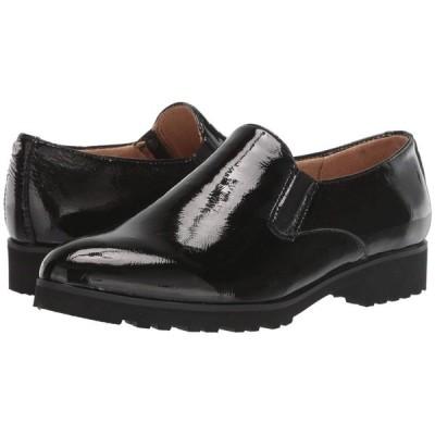 ナチュラライザー Naturalizer レディース ローファー・オックスフォード シューズ・靴 Geraldine Black Patent Leather