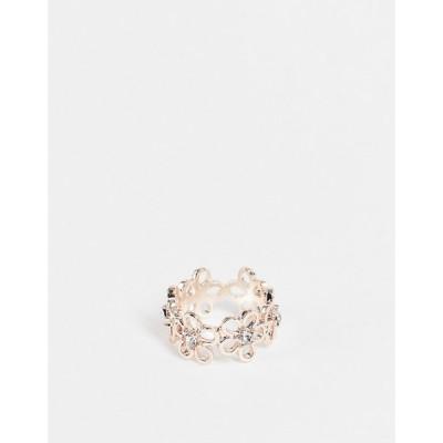 ミス セルフリッジ Miss Selfridge レディース 指輪・リング ジュエリー・アクセサリー Design Ring ゴールド