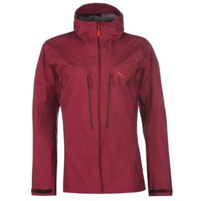 サレワ ジャケット&ブルゾン レディース アウター Pedroc GTX Waterproof Jacket Ladies
