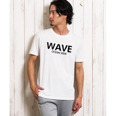 SILVER BULLET / デザインサガラワッペン刺繍半袖Tシャツ / VIDR20-02【/】 MEN トップス > Tシャツ/カットソー