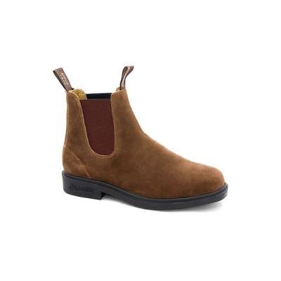 アウトドアブーツ・長靴 ブランドストーン スムースレザー サイドゴアブーツ BS064 7 WCホース