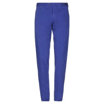 PT Torino パンツ ブルー 46 コットン 96% / ポリウレタン 4% パンツ