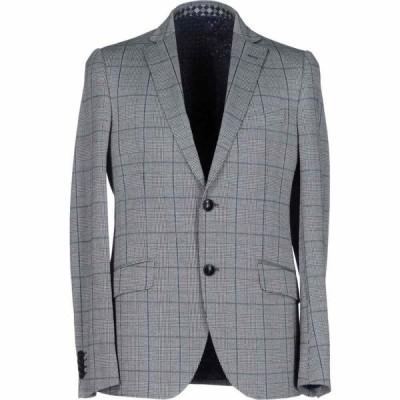 エトロ ETRO メンズ スーツ・ジャケット アウター blazer Grey