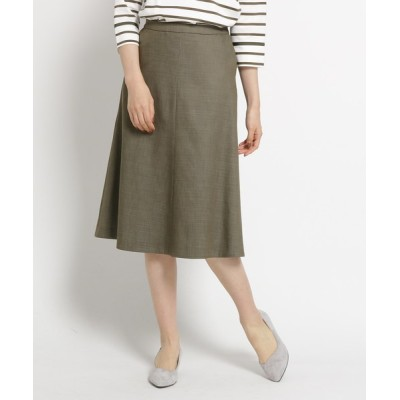 Reflect / 【STORY5月号掲載】デニムライクスカート WOMEN スカート > スカート