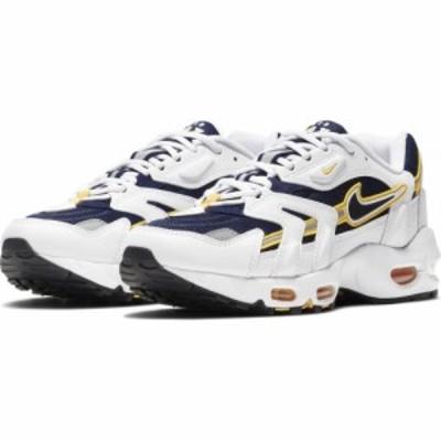 ナイキ NIKE メンズ スニーカー シューズ・靴 Air Max 96 Ii Sneaker White/Black Midnight Navy