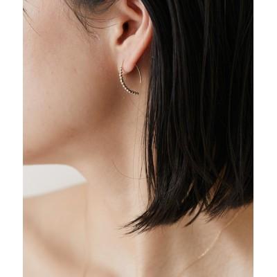 GALLARDAGALANTE / 【2.718】スパークルピアス WOMEN アクセサリー > ピアス(両耳用)