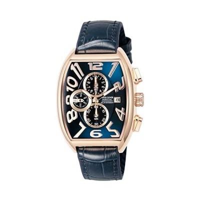 [エンジェルクローバー] 腕時計 DOUBLE PLAY SOLAR DPS38PNV-NV メンズ ブルー (文字盤色-ブルー)