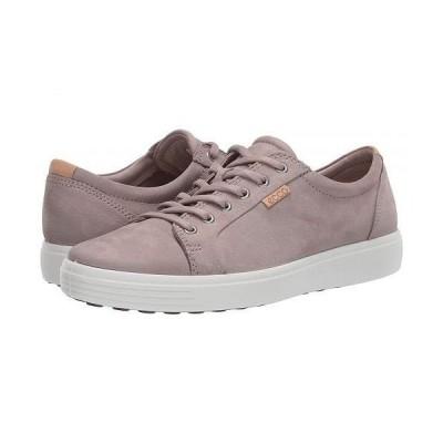 ECCO エコー メンズ 男性用 シューズ 靴 スニーカー 運動靴 Soft 7 Sneaker - Warm Grey/Powder