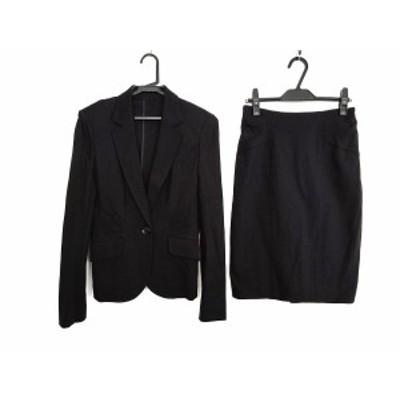 ルジュール LEJOUR スカートスーツ サイズ38 M レディース 美品 - 黒【還元祭対象】【中古】20200902