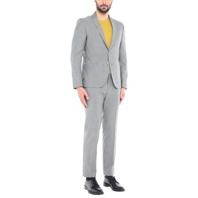 マニュエル リッツ MANUEL RITZ スーツ グレー 54 バージンウール 100% スーツ