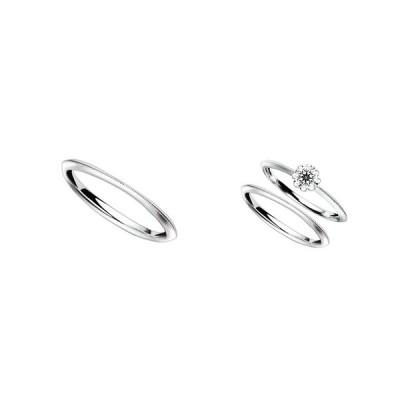 結婚指輪 Ladies Rouge ルージュ 結婚指輪