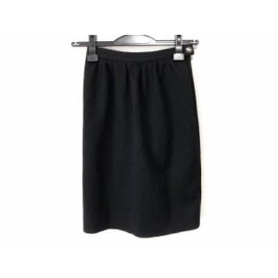 ソニアリキエル SONIARYKIEL スカート サイズ36 S レディース 黒【中古】