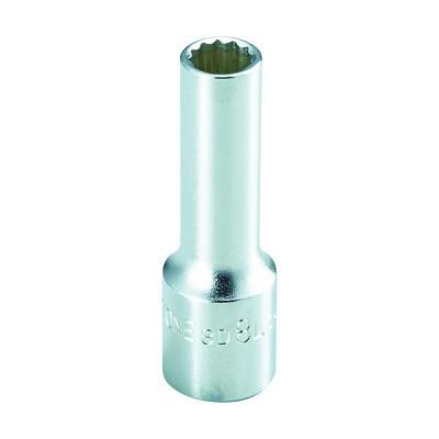 TONETONE(トネ) TONE ディープソケット(12角) 8mm 3D-08L 1個 405-7317(直送品)