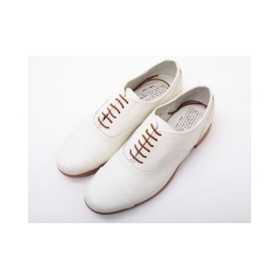 トラベルシューズバイショセ TR-001 ホワイト/ライトブラウン WHT/LBR レディース 靴