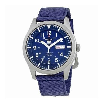 セイコー SEIKO 男性用 腕時計 メンズ ウォッチ ブルー SNZG11J1