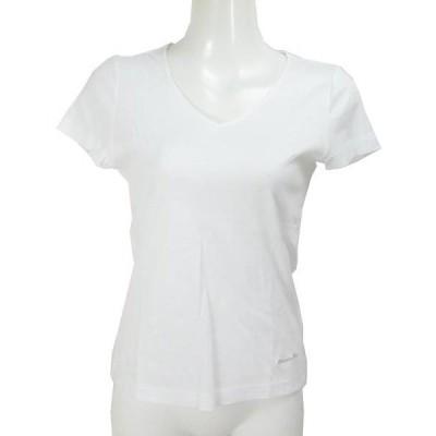 ビアッジョブルー Viaggio Blu 白 Tシャツ 1