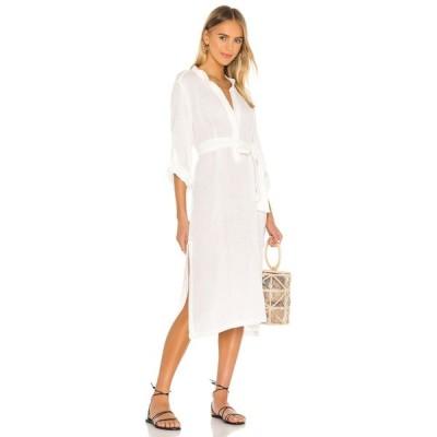 ミコー MIKOH レディース ワンピース ワンピース・ドレス Oku Dress White