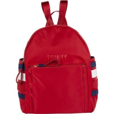 トミー ヒルフィガー Tommy Hilfiger レディース バックパック・リュック バッグ Olivia 1.5 - Small Backpack - Nylon Tommy Red