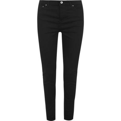 モンキージーンズ Monkee Genes レディース ジーンズ・デニム スキニー ボトムス・パンツ Jane Skinny Jeans Jet Black
