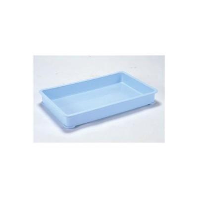 PPカラー番重 B型 小 ブルー(サンコー製)/業務用/新品