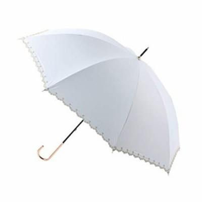 送料無料【Dual truth】日傘 完全 遮光 遮熱 UVカット 100% レディース 晴雨兼用 かわいい 星 刺繍