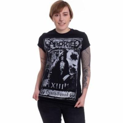 インペリコン Impericon レディース Tシャツ トップス - Tarot - T-Shirt black