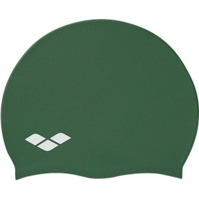 アリーナ 水泳 SILICONECAP 16SS Dグリーン 帽子(far2901-dgrn)
