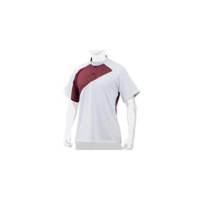 14セカイ ベースボールシャツMP 12JC7L0163 サイズ:L
