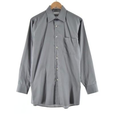 長袖 カラードレスシャツ メンズM /eaa070887
