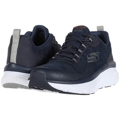 スケッチャーズ D'Lux Walker Pensive メンズ スニーカー 靴 シューズ Navy