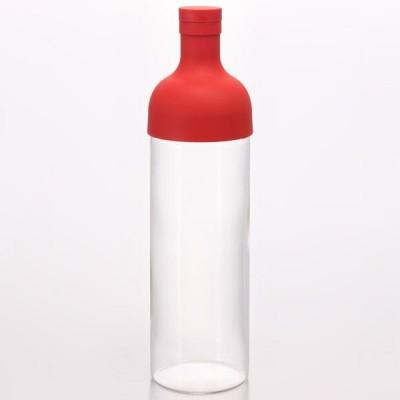 ハリオ フィルターイン ボトル レッド 6801900