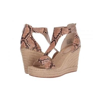 Kenneth Cole New York ケネスコールニューヨーク レディース 女性用 シューズ 靴 ヒール Olivia T Strap - Cocoa Snake
