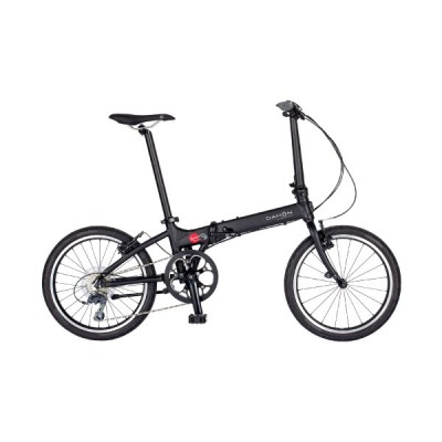 DAHON INTL Speed D8 Air less2 ラムブラック