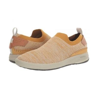 Merrell メレル レディース 女性用 シューズ 靴 スニーカー 運動靴 Gridway Moc - Gold