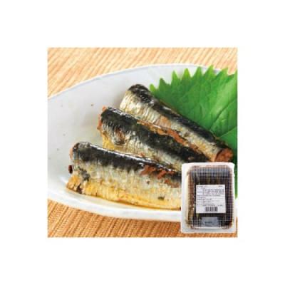 日本食研 鰯の香梅煮 400g いわし 梅肉 常温