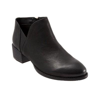 セーブ ブーツ&レインブーツ シューズ レディース Women's Tegan Ankle Bootie Black