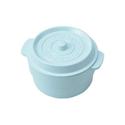 竹中(Takenaka) 弁当箱 マーメイドブルー 250ml 弁当箱 ココポット ミニ マーメイドブルー 250ml T-86378